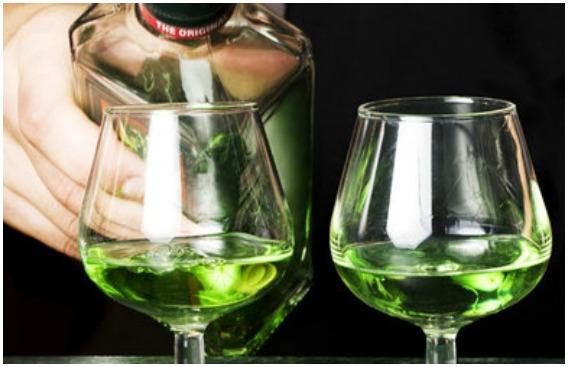 Как пить абсент в домашних условиях правильно